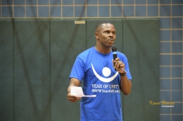 Richie Butler, DFW Year of Unity, Together We Ball