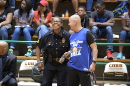 Dallas Police Department, Together We Ball