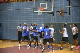 Together We Ball, Dallas Police Department, Dallas ISD Police Department, DART Police Department