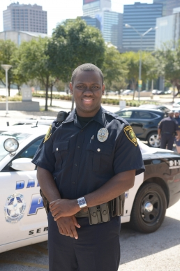 Dallas Police Department officer